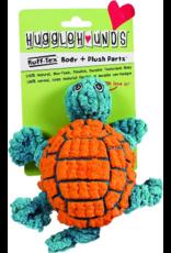 HuggleH:Dude (Turtle) orange/teal