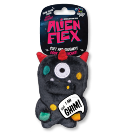 Spunky: Alien Flex Plush Mini Ghim