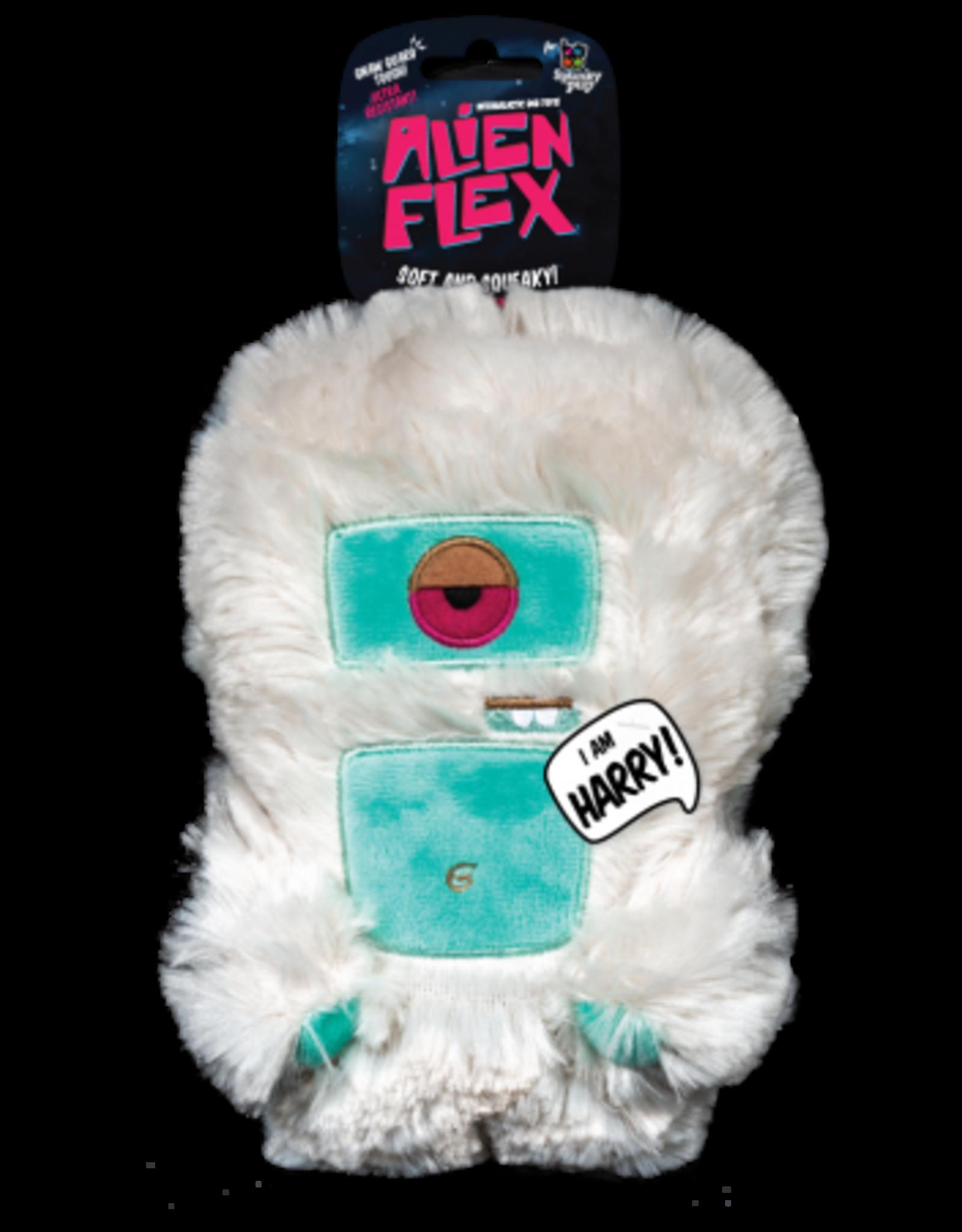 Spunky: Alien Flex Plush Harry