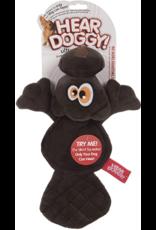 HearDoggy: Flattie Brown Beaver