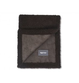 West Paw Designs Westpaw: Big Sky Blanket M 56x38 Chocolate