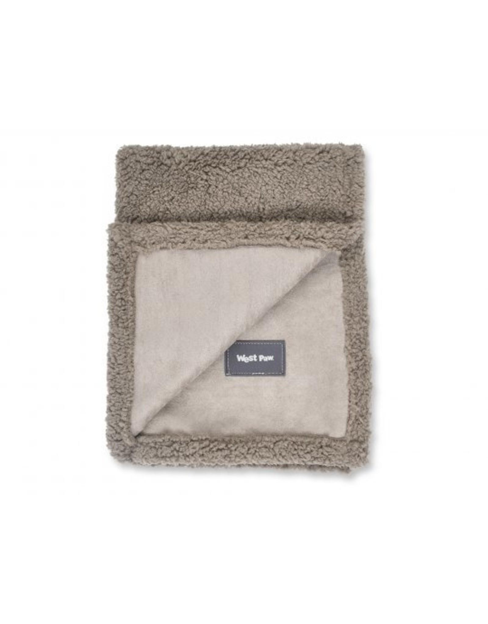 West Paw Designs Westpaw: Big Sky Blanket L 56x73 Oatmeal