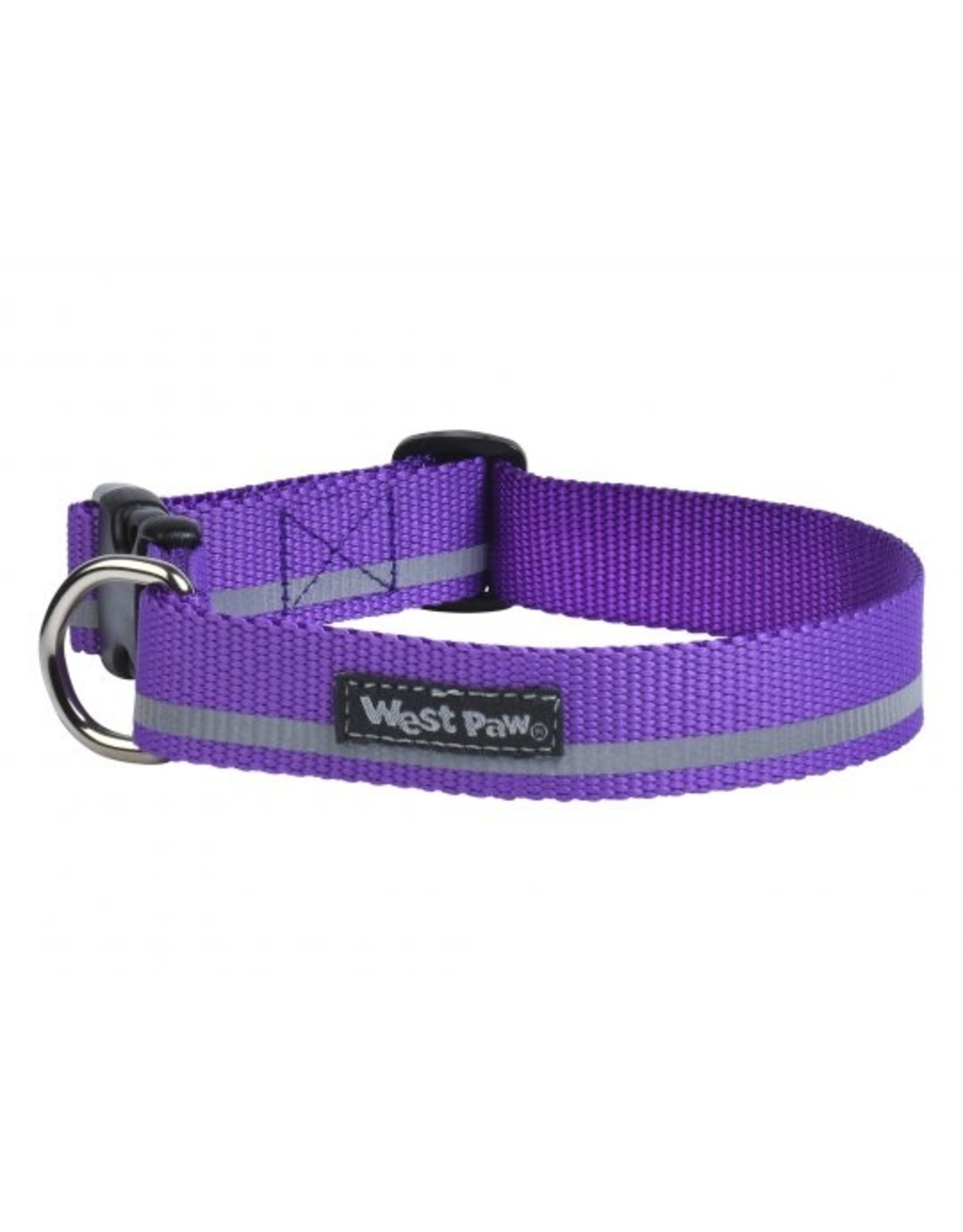 West Paw Designs Westpaw: Strolls Collar Medium Dewberry Reflective