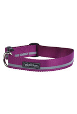 West Paw Designs Westpaw: Strolls Collar Medium Fuchsia Reflective