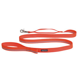 West Paw Designs Westpaw: Strolls Simple Leash Large Neon Orange Reflective