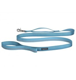 West Paw Designs Westpaw: Strolls Simple Leash Large Turquoise Reflective
