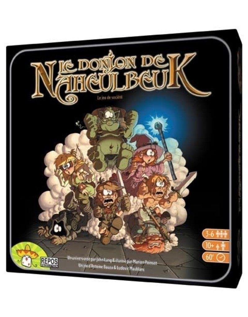 Donjon de Naheulbeuk Le Donjon de Naheulbeuk - Tabletop Game