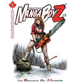 Manga BoyZ Manga BoyZ - Les Héros de l'Humanité