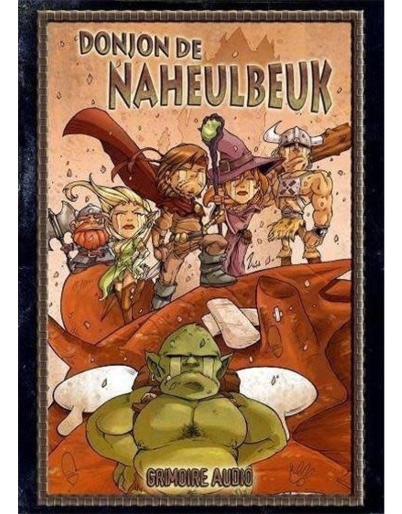 Donjon de Naheulbeuk Donjon de Naheulbeuk - Grimoire Audit - Booklet