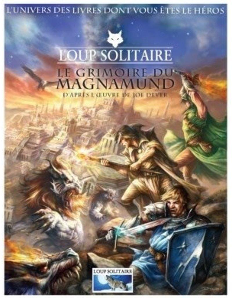 Loup Solitaire Loup Solitaire - Grimoire du Magnamund