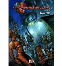 Cyberpunk Cyberpunk V3.0 Année 203X