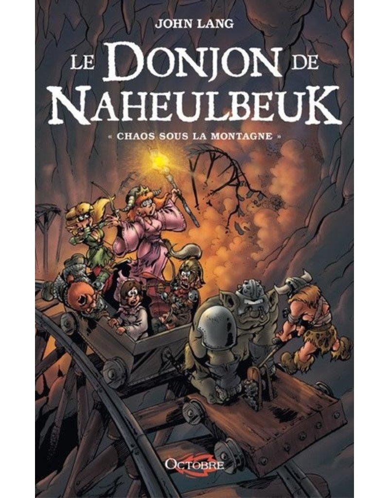 Donjon de Naheulbeuk Donjon de Naheulbeuk : Chaos sous la montagne