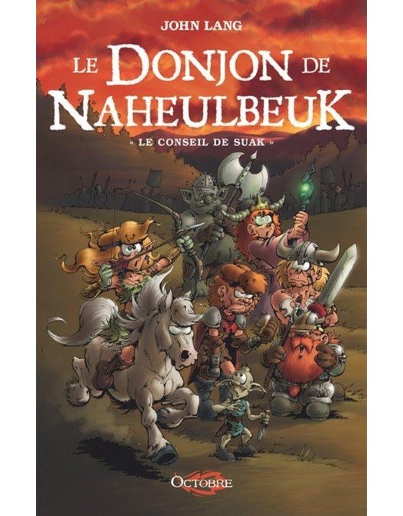 Donjon de Naheulbeuk Donjon de Naheulbeuk : Conseil de Suak