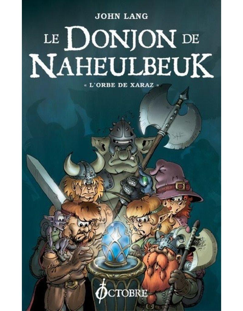 Donjon de Naheulbeuk Donjon de Naheulbeuk : Orbe de Xaraz