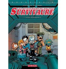 Les Aventuriers du Survivaure Les aventuriers du NHL2987 Survivaure - Cycle des Krygonites - Tome 1