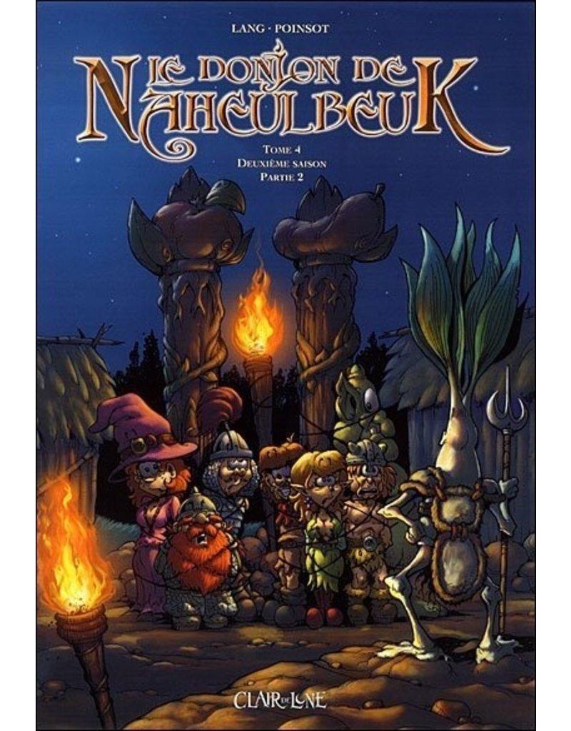 Donjon de Naheulbeuk Donjon de Naheulbeuk Tome 4