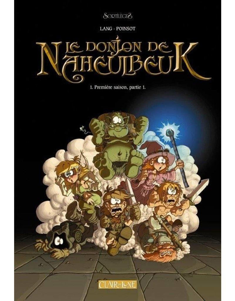 Donjon de Naheulbeuk Donjon de Naheulbeuk Tome 1
