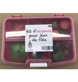 Gnome Archiviste Kit d'urgences pour jeux de rôles