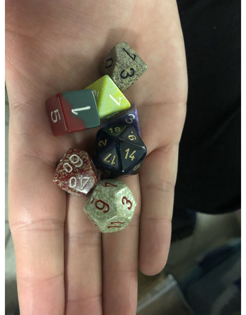 Gnome Archiviste Random Dice of Randomness