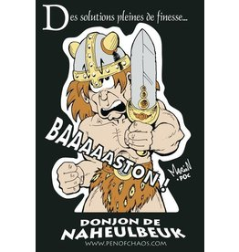Donjon de Naheulbeuk T-Shirt Barbare