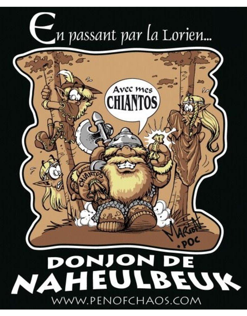 Donjon de Naheulbeuk Donjon de Naheulbeuk T-Shirt Nain Chiantos
