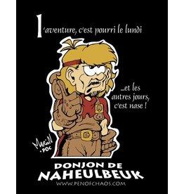 Donjon de Naheulbeuk T-Shirt Ranger l'Aventure