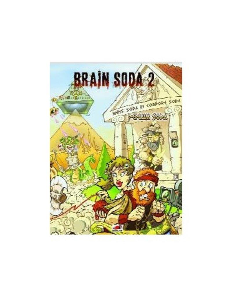 Brain Soda 2 Brain Soda 2 - Peplum Soda