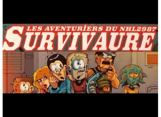 Les Aventuriers du Survivaure
