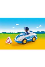 Playmobil 1.2.3 Police Car