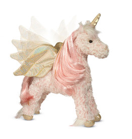 Douglas Toys Hope Unicorn, Moving Wings, Light/Sound