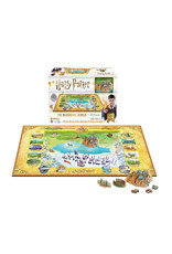 800 pcs. Harry Potter 4D Puzzle of the Wizarding World
