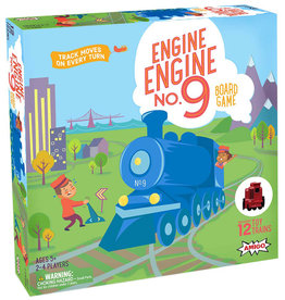 Amigo Games Engine Engine No. 9