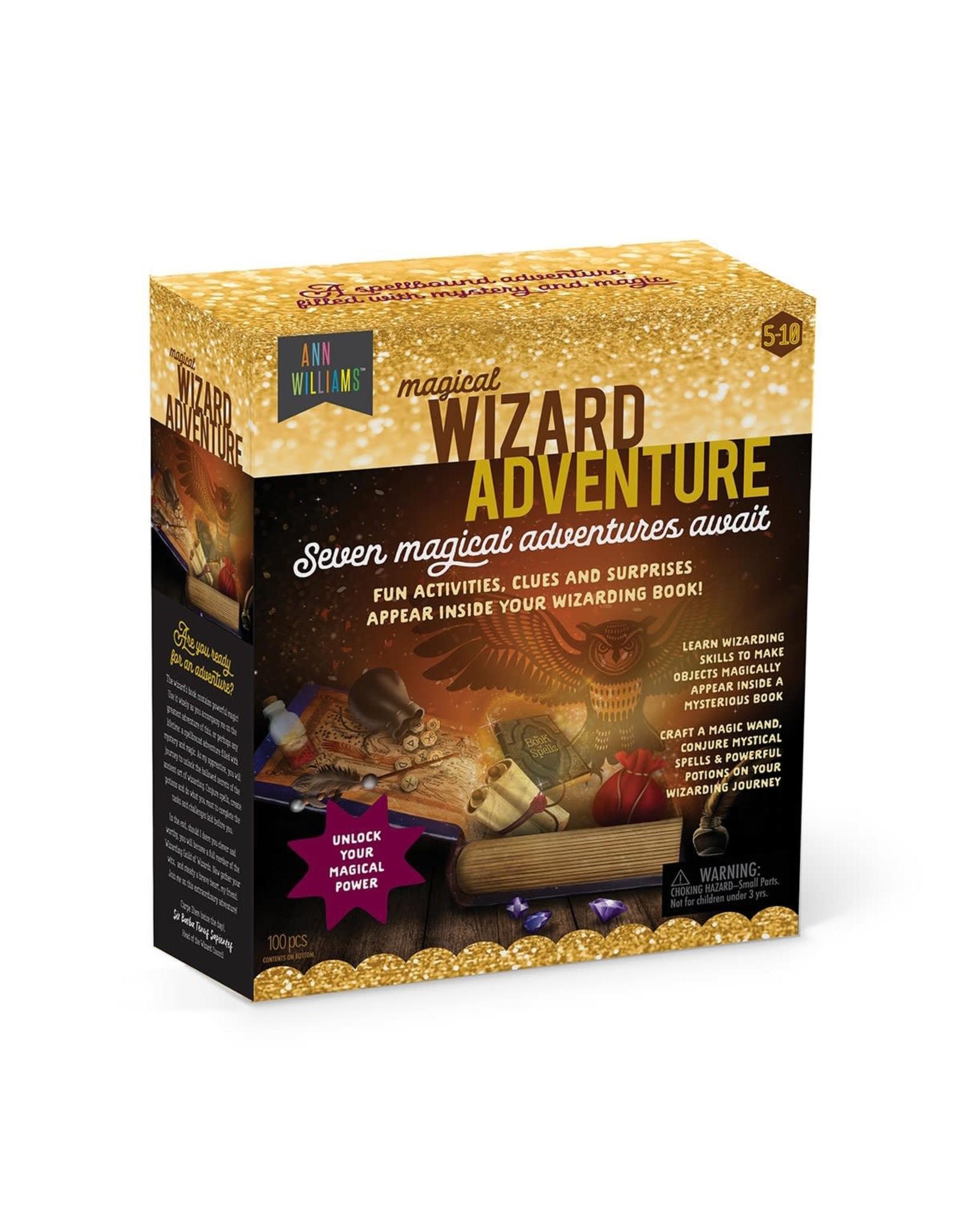 Ann Williams Group Magical Wizard Adventure