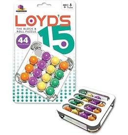 Brain Wright Loyd's 15