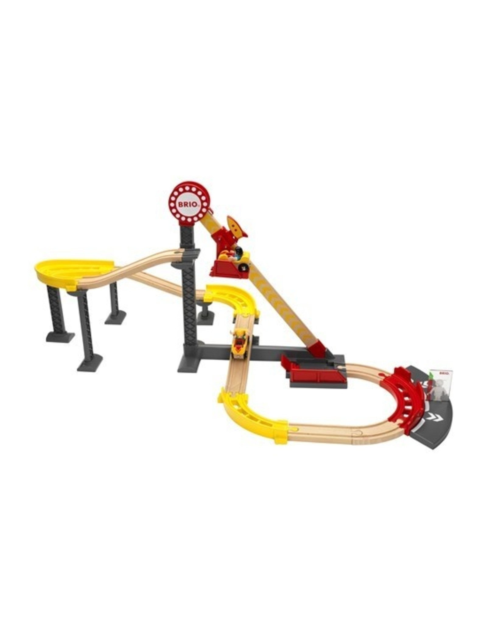 Brio Roller Coaster Set