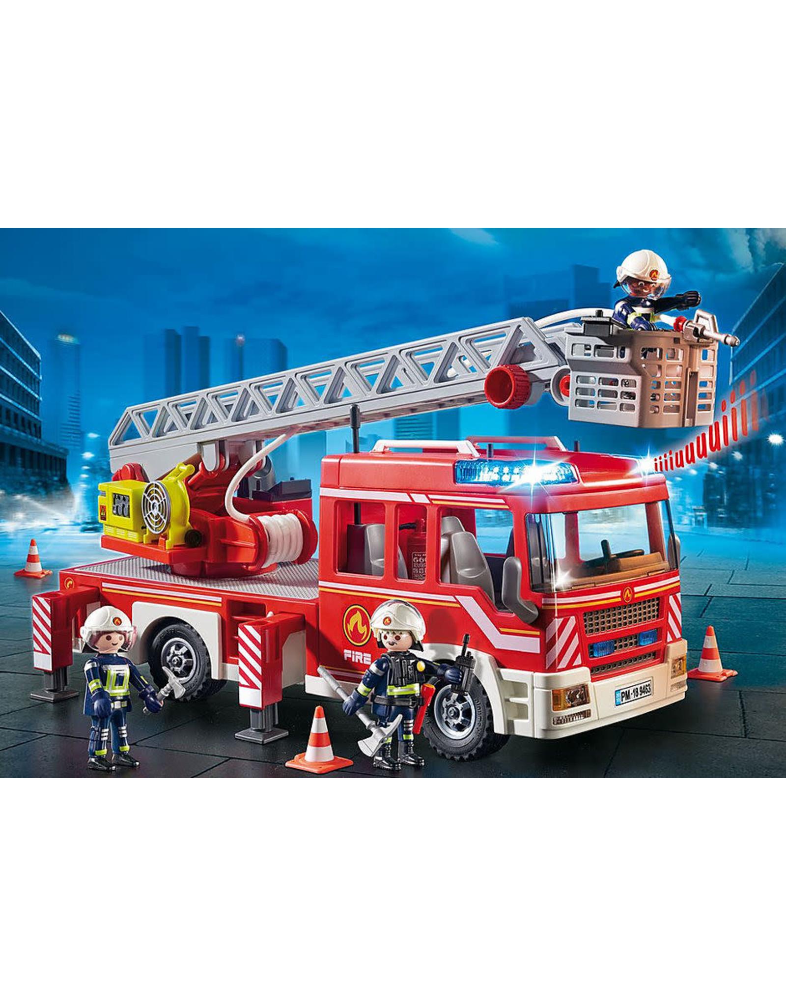 Playmobil Fire Ladder Unit