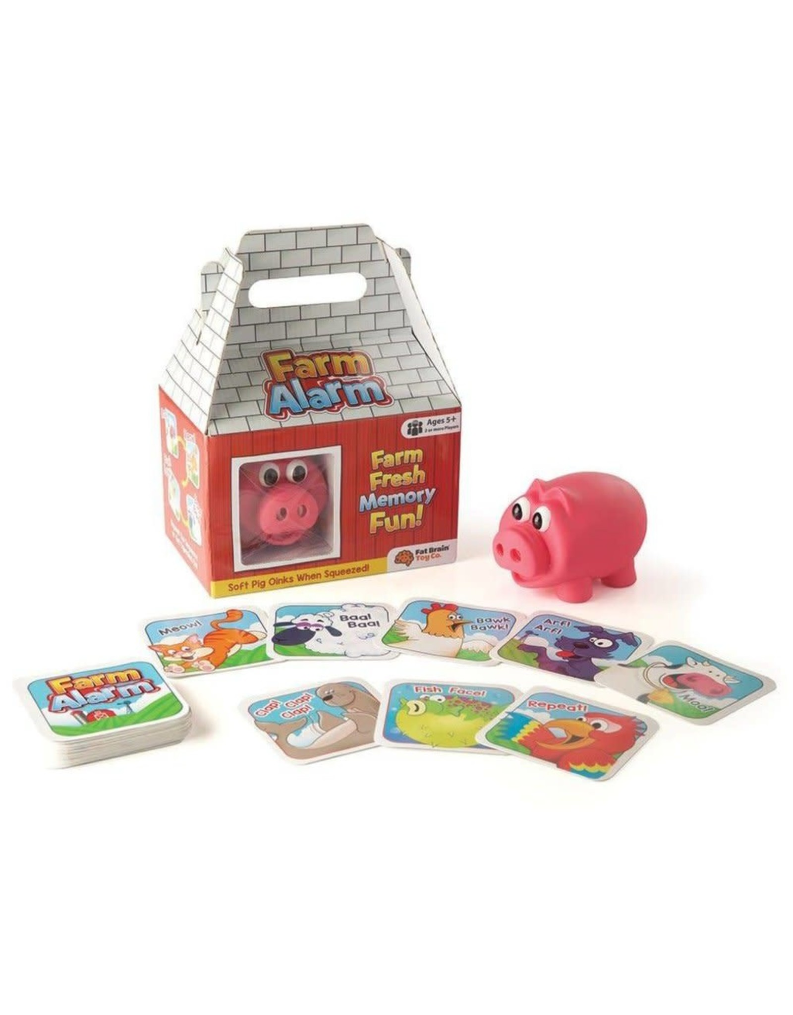 Fat Brain Toy Co. Farm Alarm