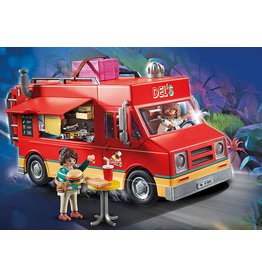 Playmobil PLAYMOBIL THE MOVIE: Del's Food Truck