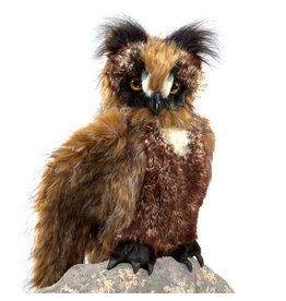 Folkmanis Great Horned Owl Puppet