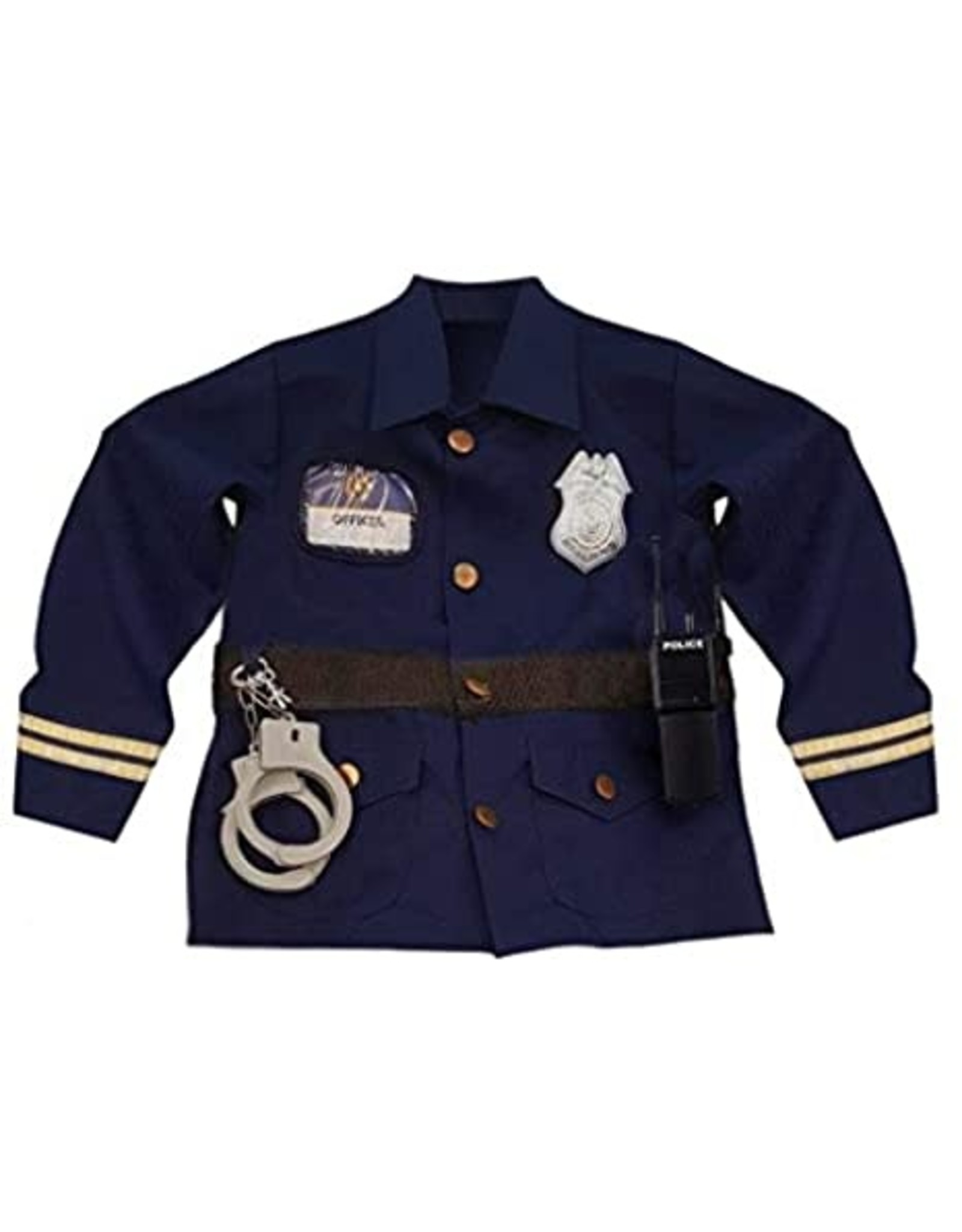 Great Pretenders Police Officer with Accessories, 5-6
