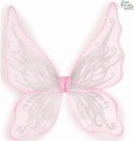 Great Pretenders Fairytale Flutter Wings, Pink