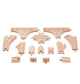 Hape Advanced Track-Building Kit