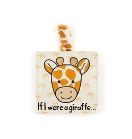 Jelly Cat If I Were A Giraffe Book (BB)