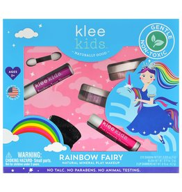 Klee Minerals Klee Kids Rainbow Princess Natural Mineral Play Make-up