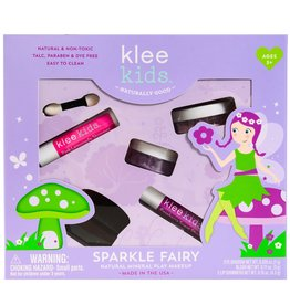 Klee Minerals Klee Kids Sparkle Fairy Natural Mineral Play Make-up