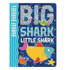 Bubble Buddies: Big Shark, Little Shark - BB