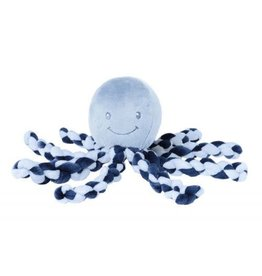 Nattou Octopus, Navy/Light Blue