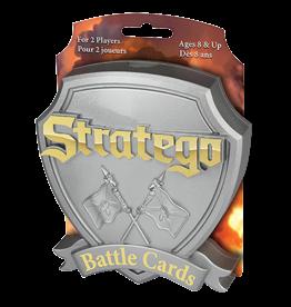 Playmonster Stratego Battle Cards (Bilingual)