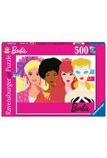 Ravensburger 500 pcs. 60th Anniversary Barbie Puzzle