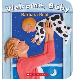 Scholastic Canada Welcome, Baby (BRD)